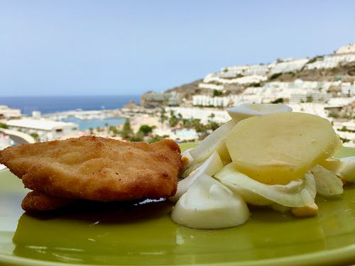 Free stock photo of dinner, gran canaria, launch, nature