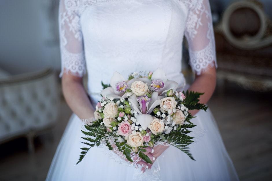beautiful, blur, bouquet