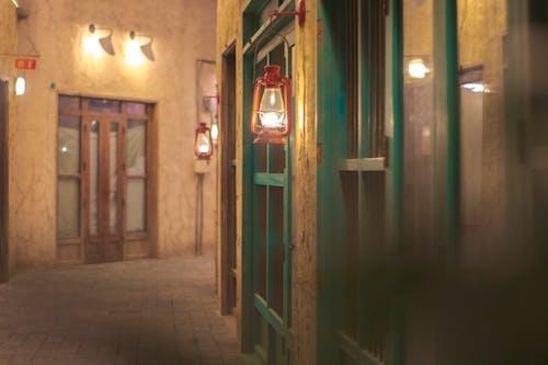 Δωρεάν στοκ φωτογραφιών με dubai, vintage κτίριο, αγορά, λάμπα