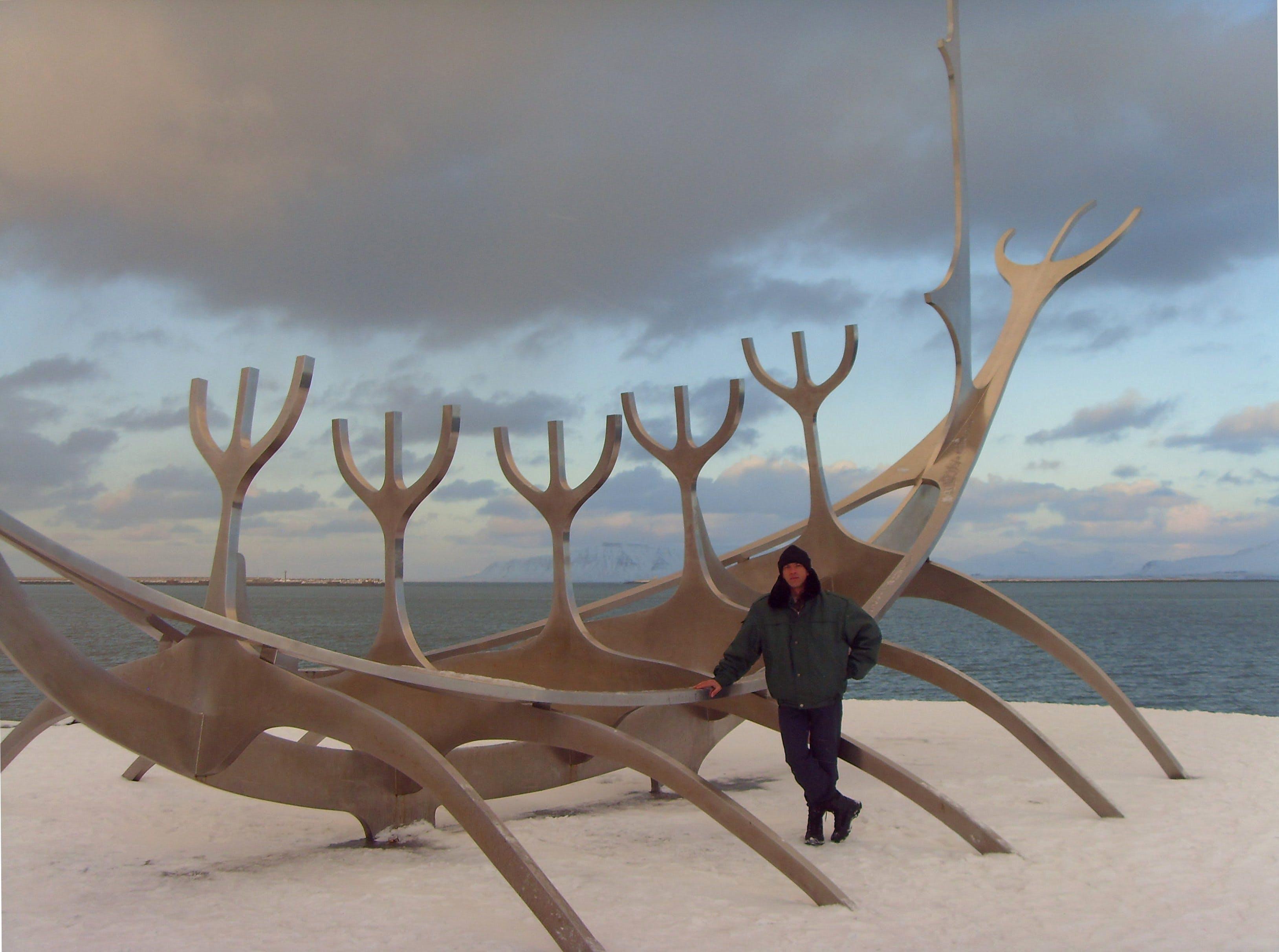 Free stock photo of iceland, island, reykjavik, Sólfarið