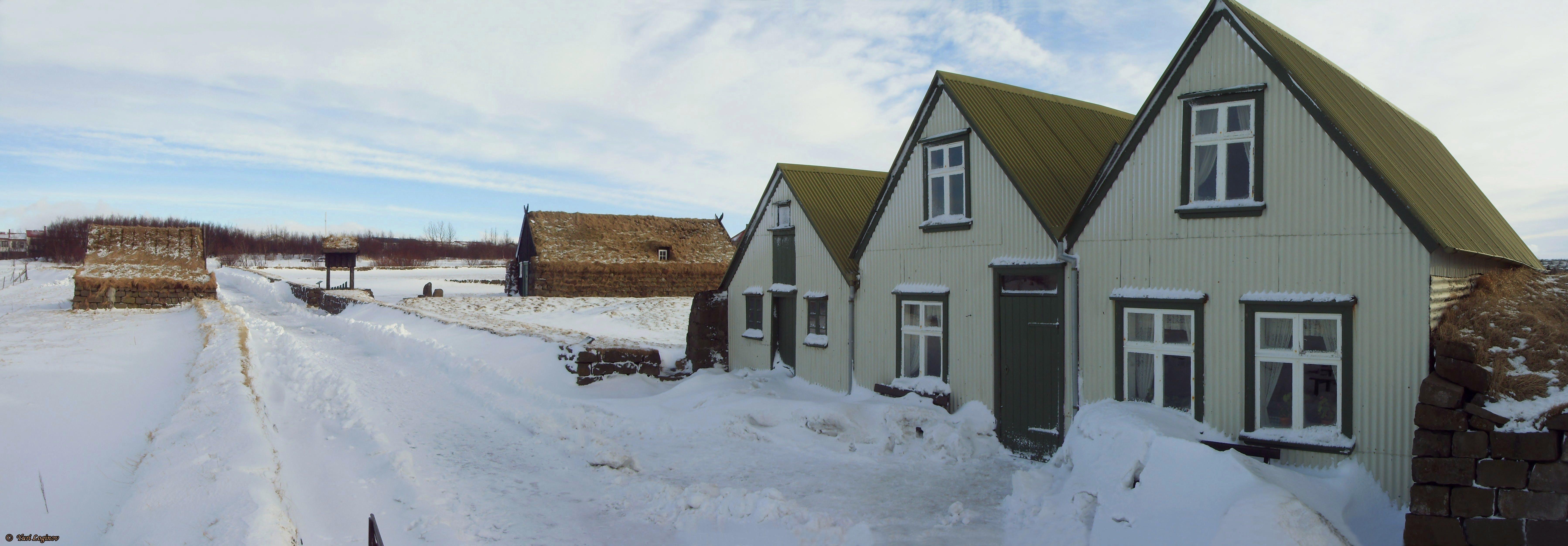 Free stock photo of iceland, island, reykjavik, Árbæjarsafn