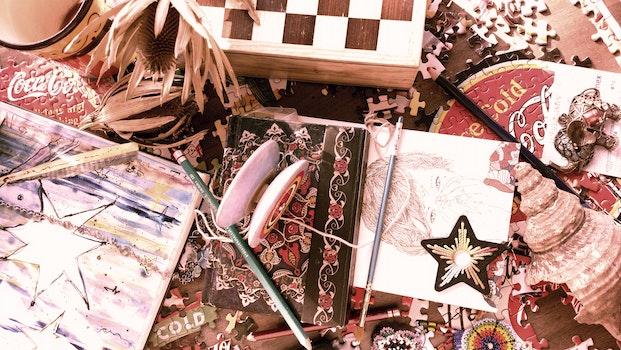 Free stock photo of art, creative, pattern, vintage