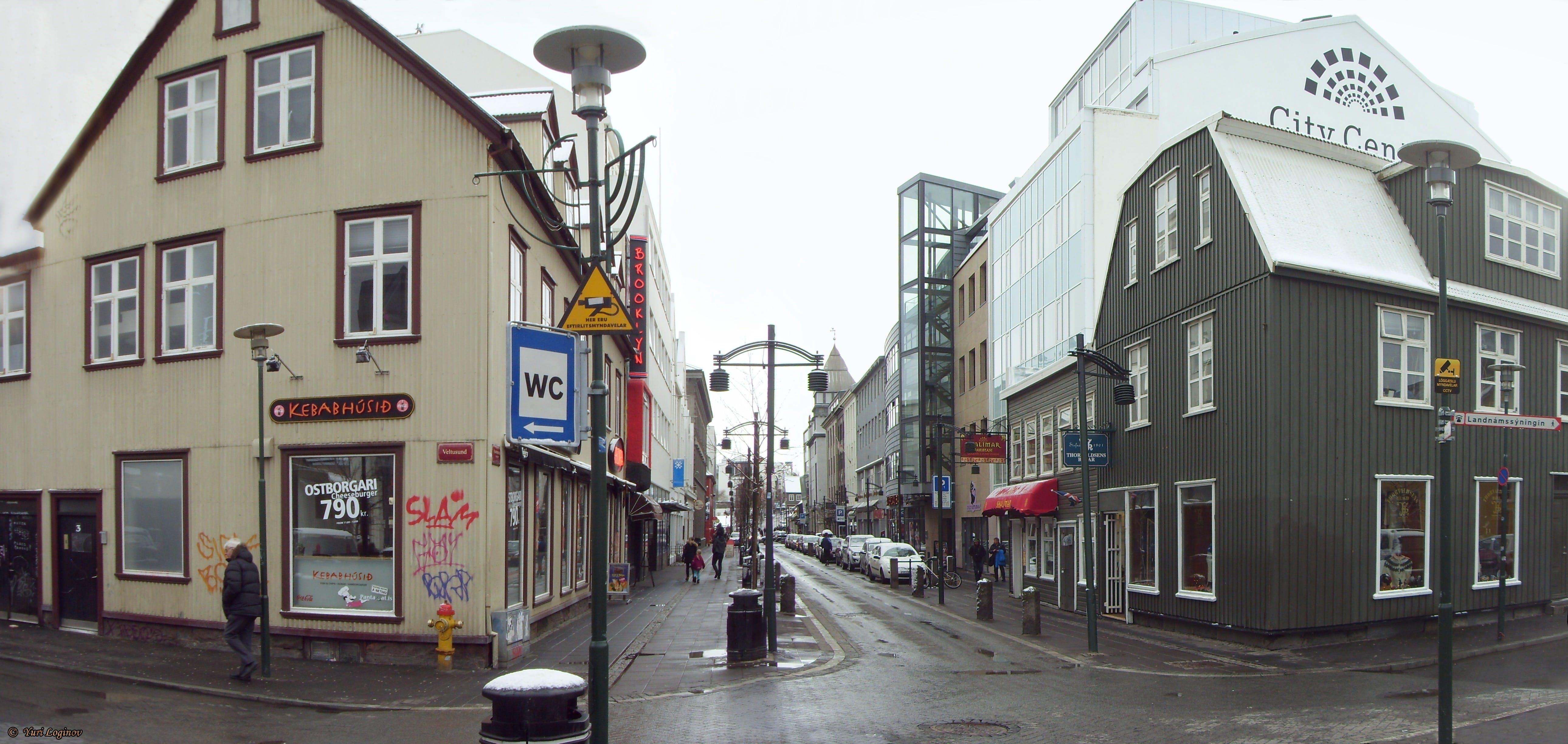 Free stock photo of iceland, island, reykjavik