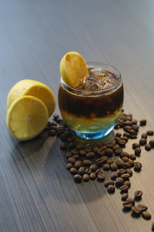 Fotobanka sbezplatnými fotkami na tému káva, kávové sklo, kávové zrno, kávový nápoj