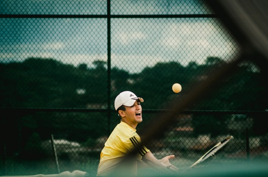 Free stock photo of man, person, people, ball