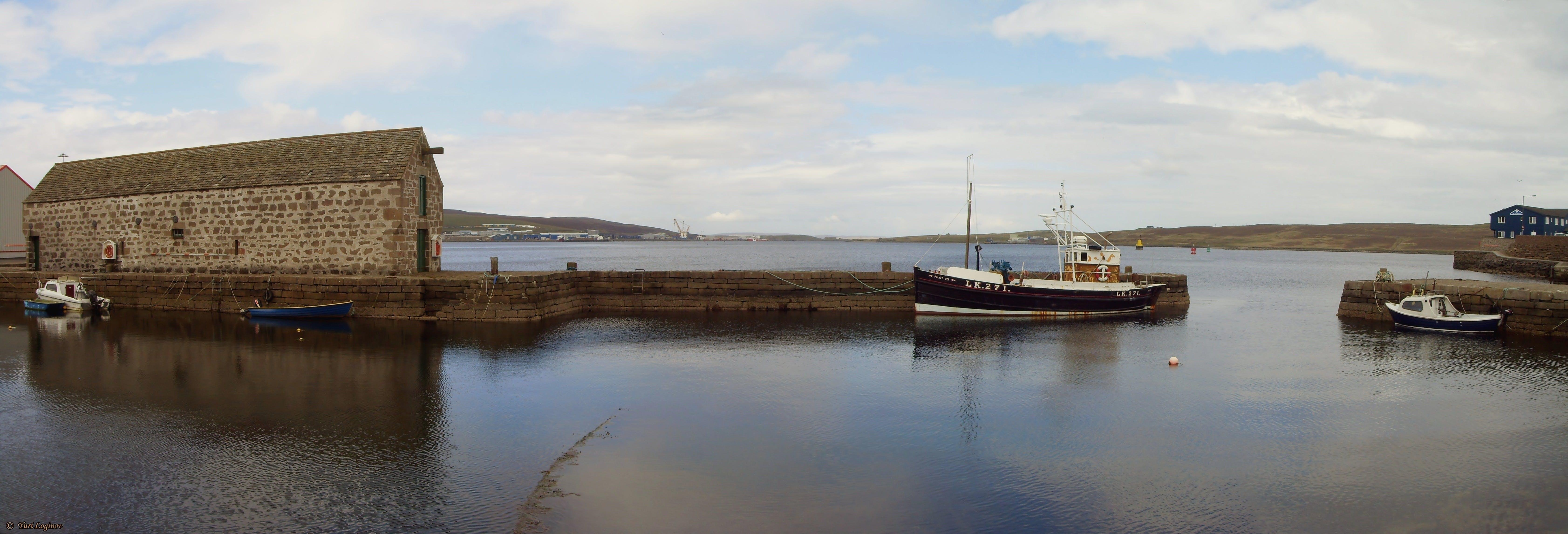 Lerwick, scotland, Shetland