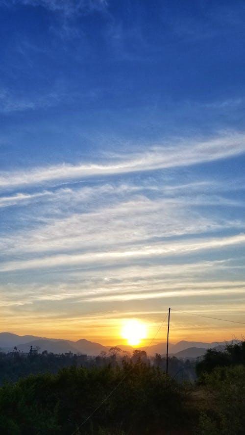 Free stock photo of beautiful sunset, dramatic sky