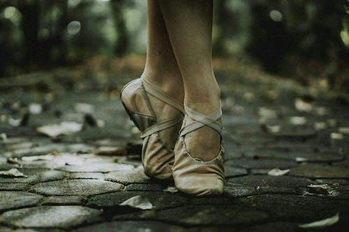Gratis lagerfoto af ballerina, ballet, ballet sko, fodtøj