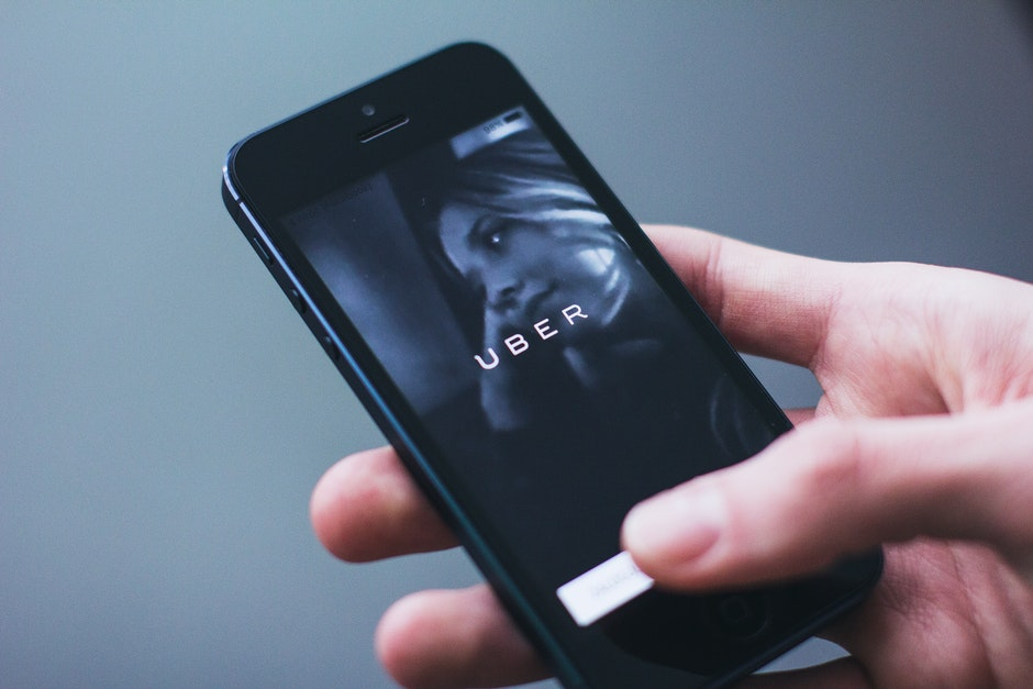 app, cab, iphone