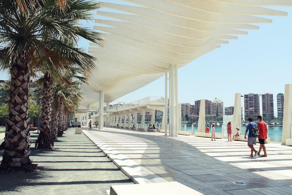 architecture, holidays, hotel