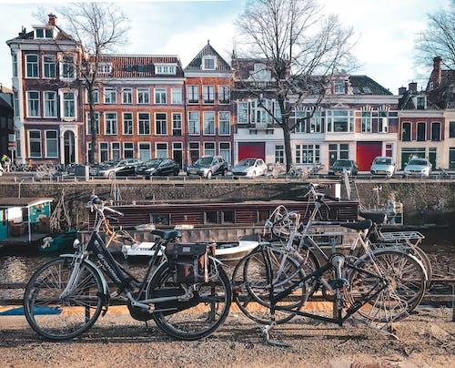 Ilmainen kuvapankkikuva tunnisteilla ajoneuvo, alankomaat, amsterdam, arkkitehtuuri