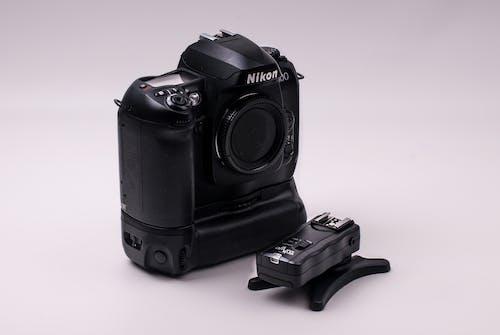 Gratis lagerfoto af kamera, udløser