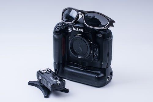 Gratis lagerfoto af d100, kamera, monokel, nikon