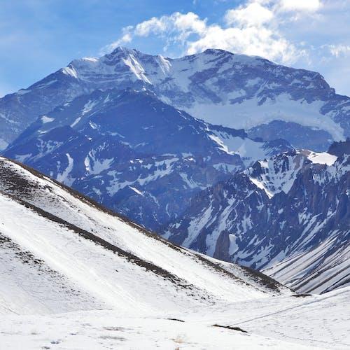 Photos gratuites de ciel, froid, hiver, montagne
