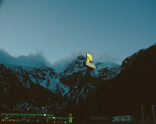 Immagine gratuita di acqua, alpi, analogico, azione