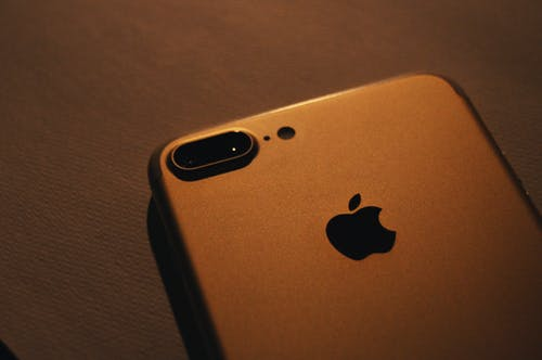 Gratis stockfoto met apple, donker, duister