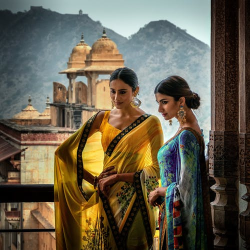 Immagine gratuita di abiti, arabo, india