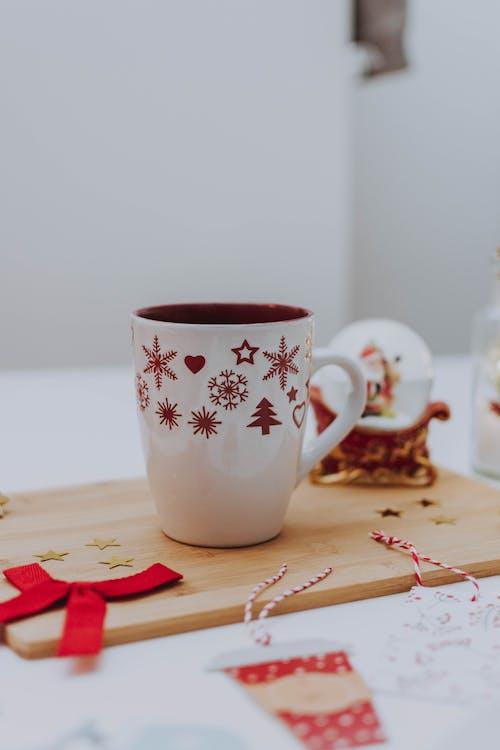 Mug With Christmas Design