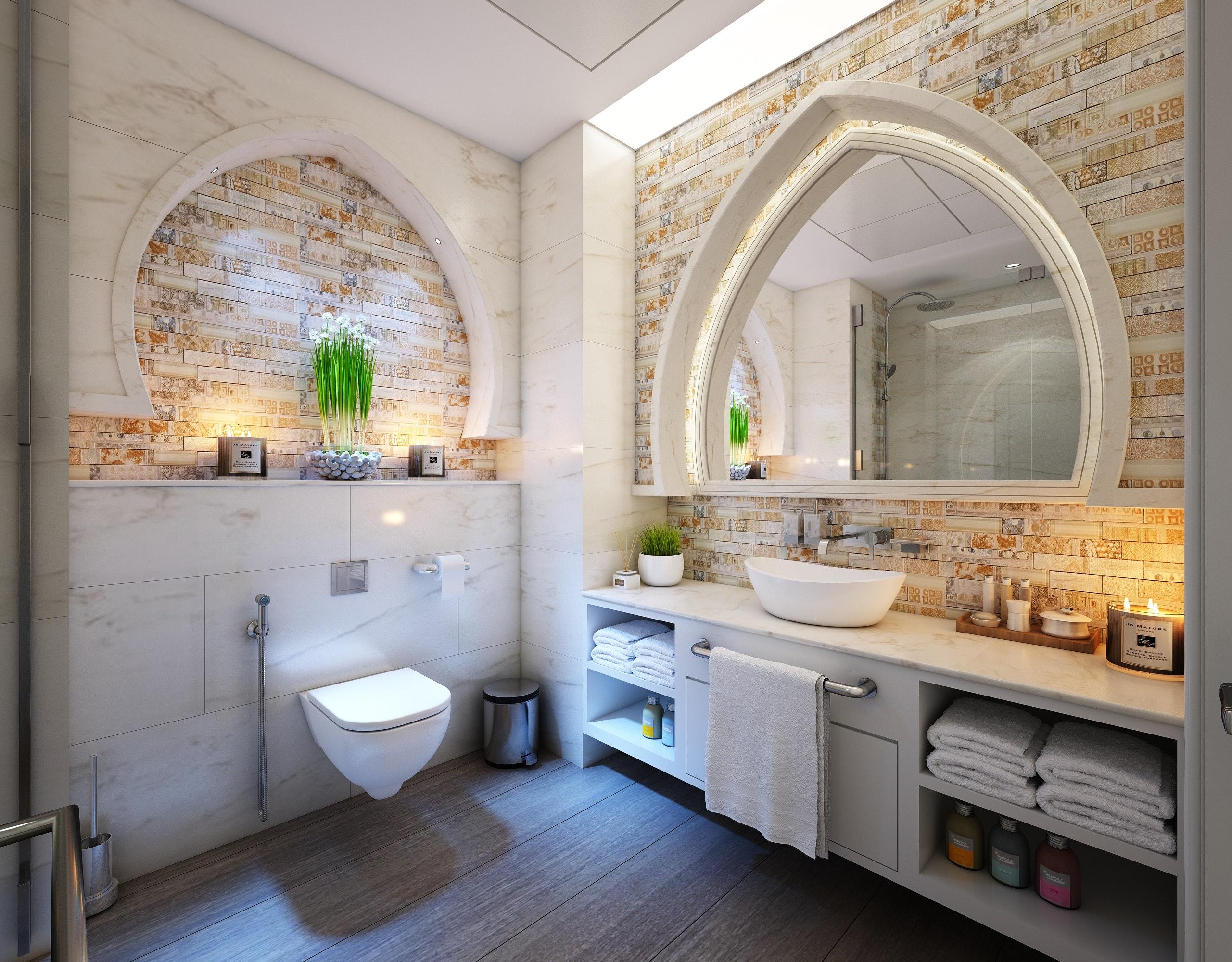 kostenloses foto zum thema: bad, badezimmer, boden