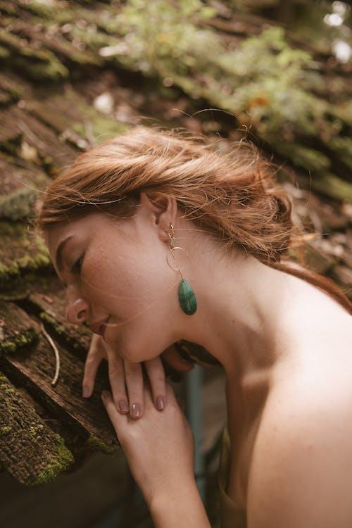 人類, 原本, 嘴唇, 女人 的 免费素材照片