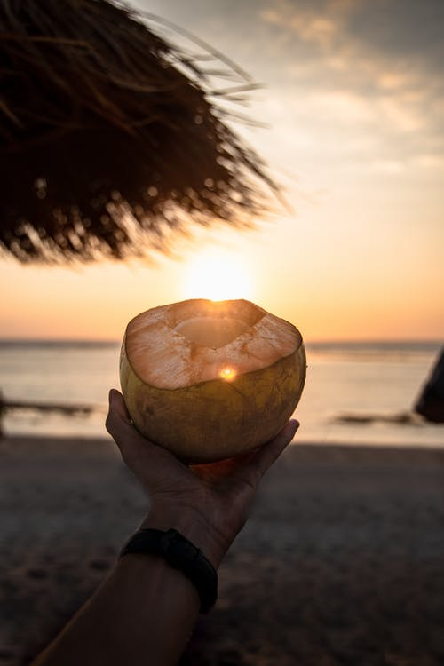 Immagine gratuita di alba, crepuscolo, estate, frutta