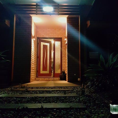 Free stock photo of door, exterior home, front door