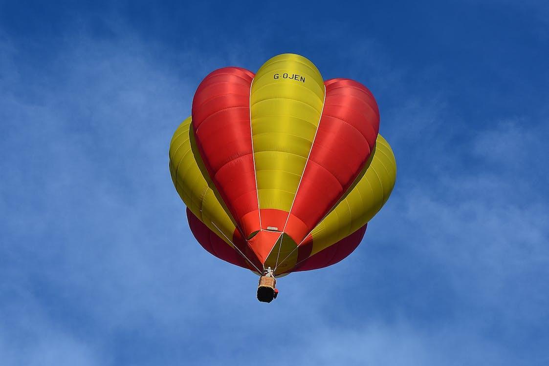 ballong, eventyr, fly