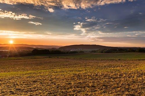傍晚的天空, 太陽, 心情, 日出 的 免费素材照片