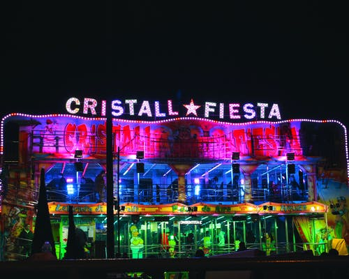 混色, 豐富多彩, 霓虹燈 的 免费素材照片