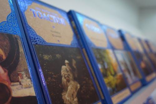 Free stock photo of books, bookshelf, tolstoi
