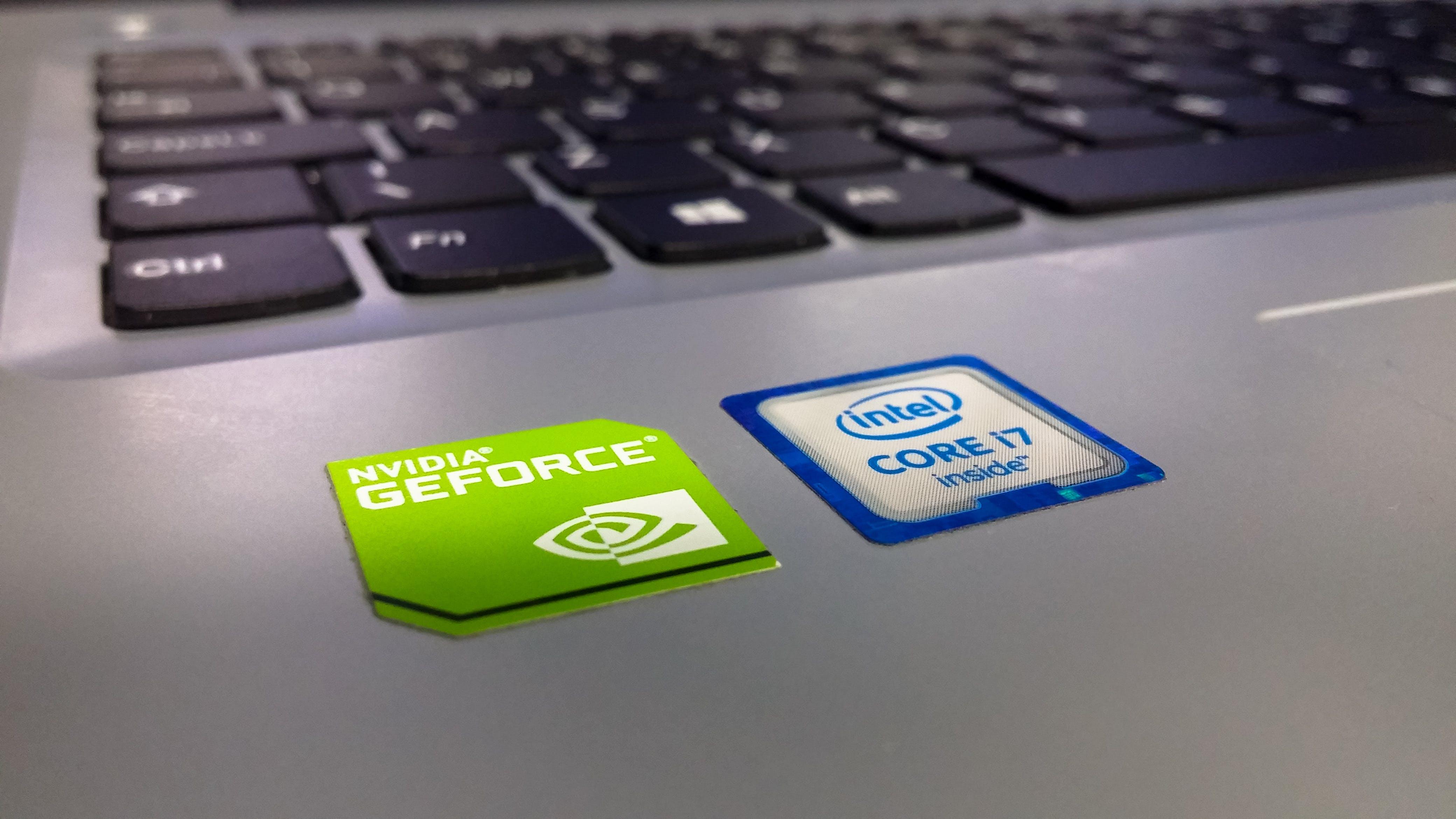 Free stock photo of laptop, technology, blur, computer