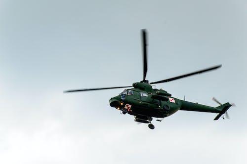 Foto profissional grátis de helicóptero, helicóptero de resgate