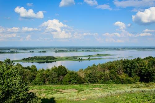 Foto profissional grátis de dnipro, remansos, rio