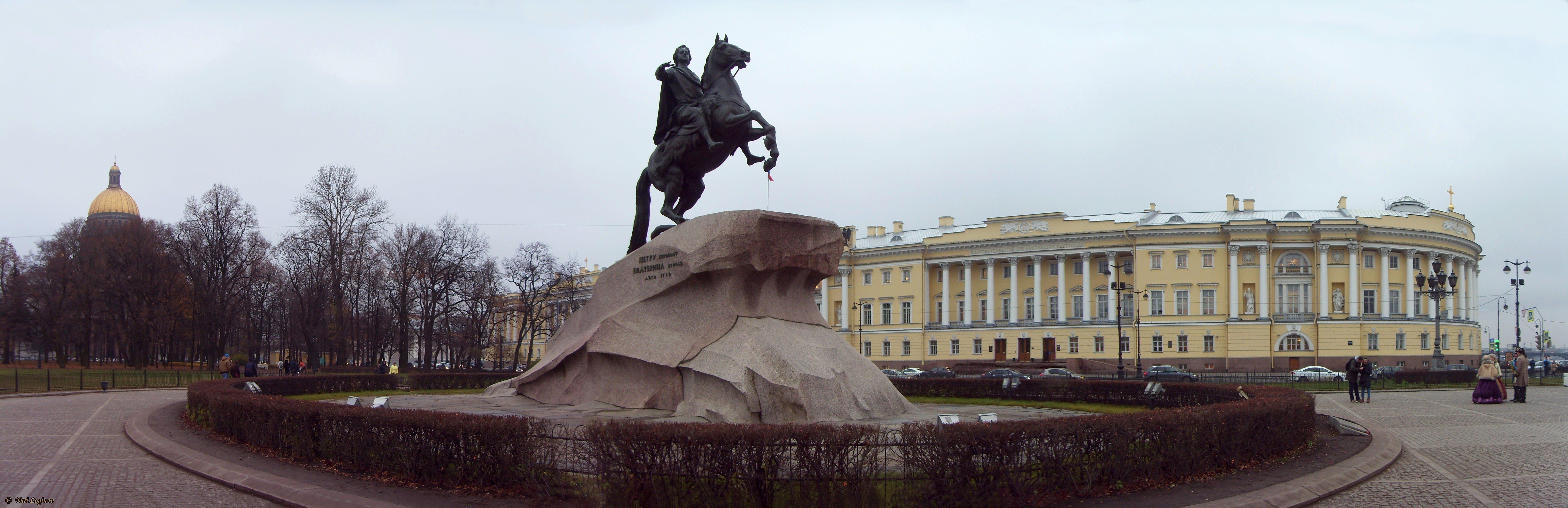 Bronze Horseman, peter the great, russia