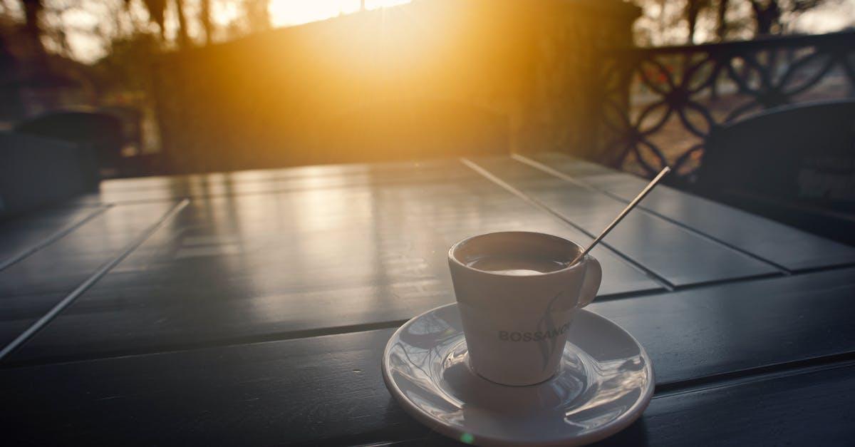 Восход солнца картинки красивые с кофе