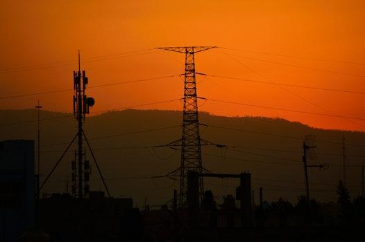 Free stock photo of dawn, sky, sunset, sun