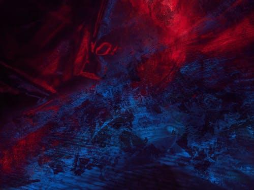 Imagine de stoc gratuită din albastru și roșu, artă, artă abstractă, artă contemporană