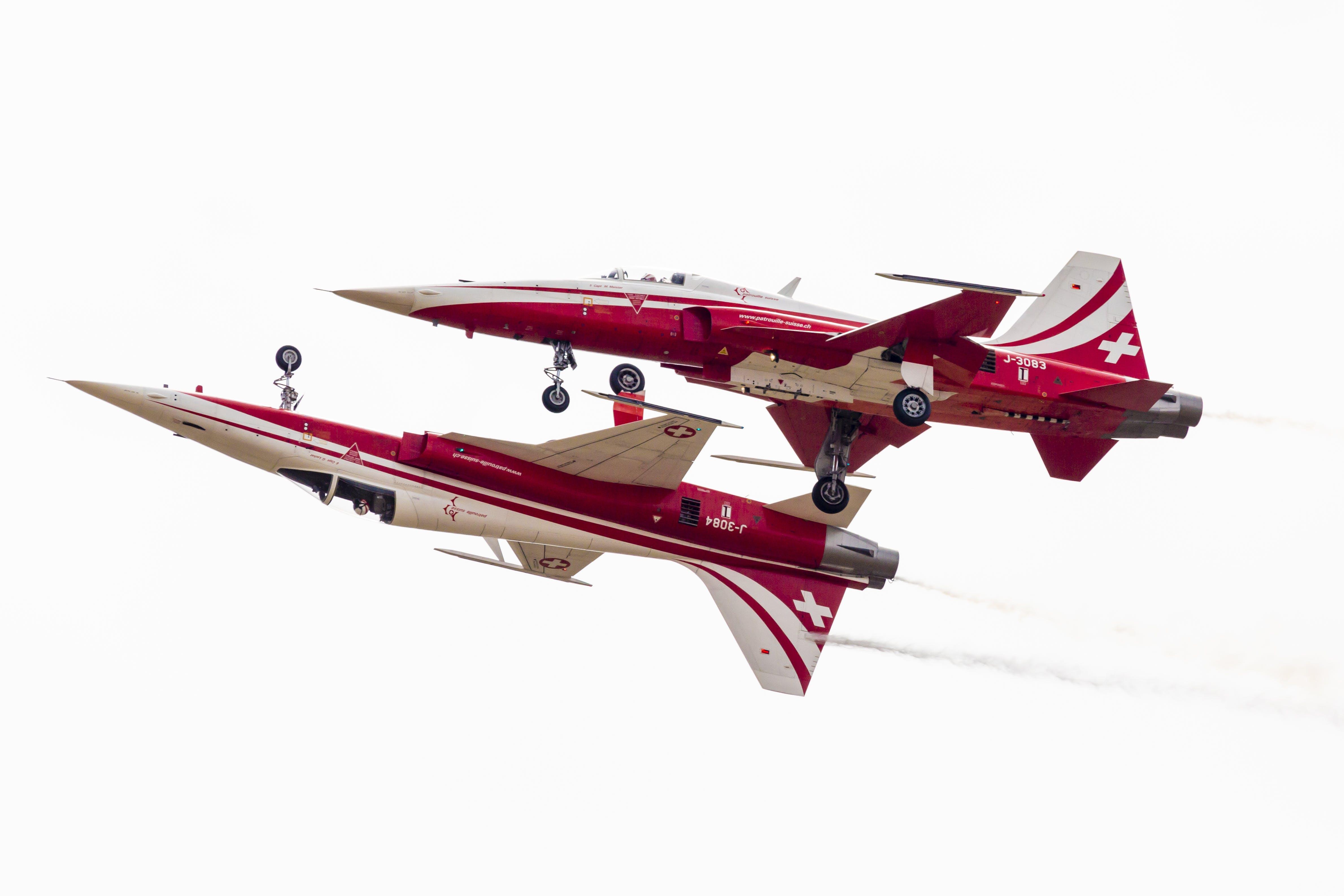 Free stock photo of aermacchi, aerobatic, air, aircraft