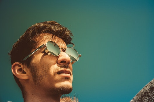 Free stock photo of fashion, man, person, sunglasses