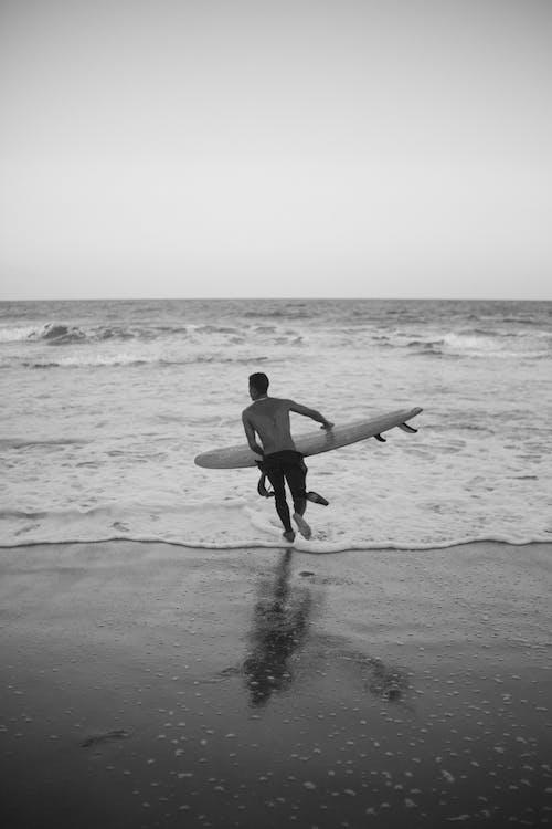 Ilmainen kuvapankkikuva tunnisteilla aallot, aallot murtuvat, hauska, hiekka