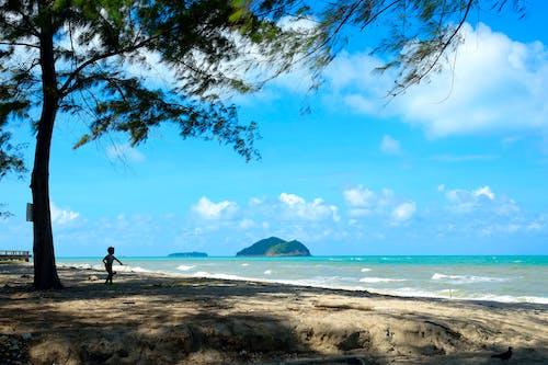 Free stock photo of asia, beach, blue, blusky