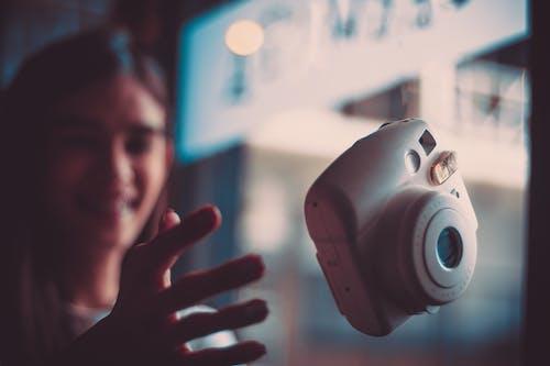 Floating Instant Camera