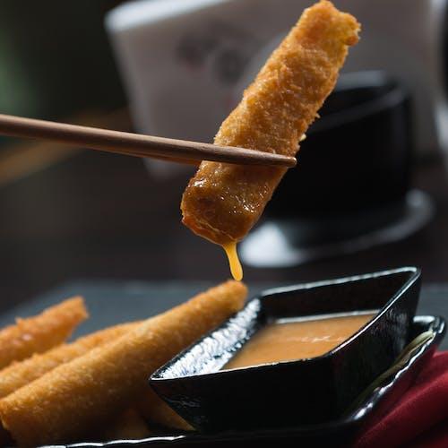 Imagine de stoc gratuită din atrăgător, bețișoare chinezești, bucătărie, cafea