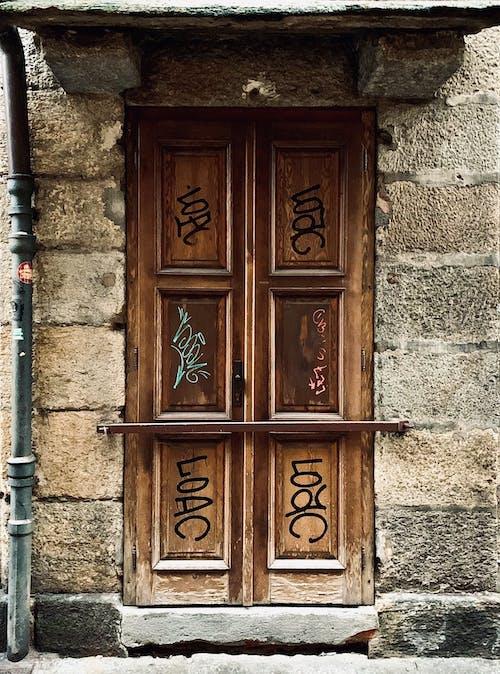 Gratis arkivbilde med dør, gate, italia, torino