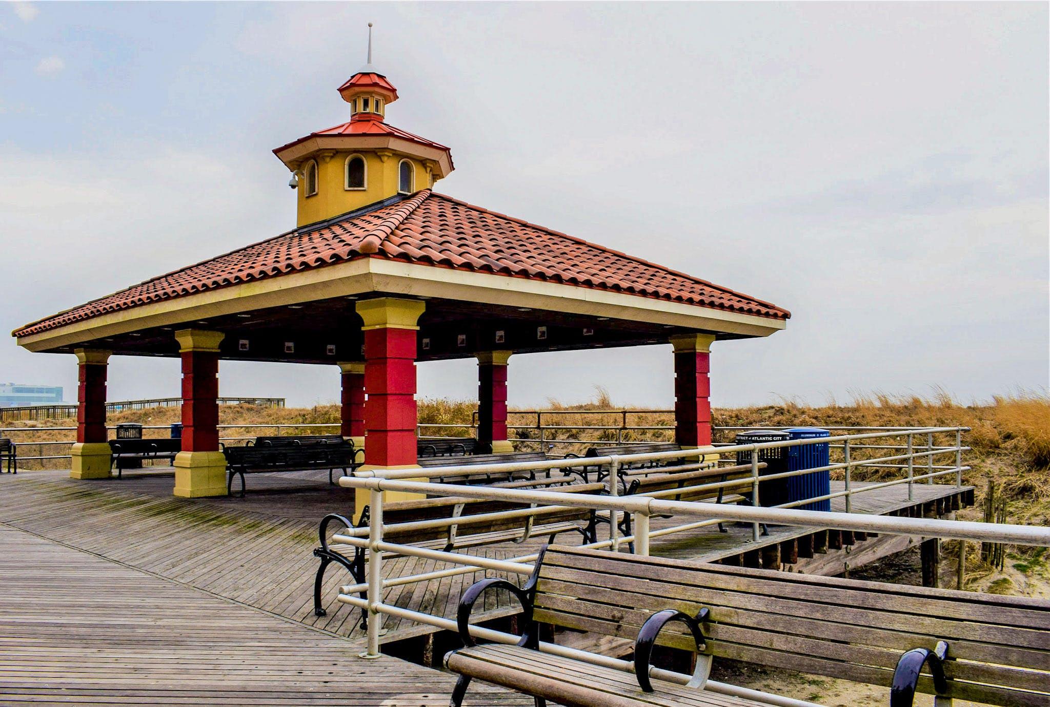 Free stock photo of AtlanticCity, beach, boardwalk, destinations