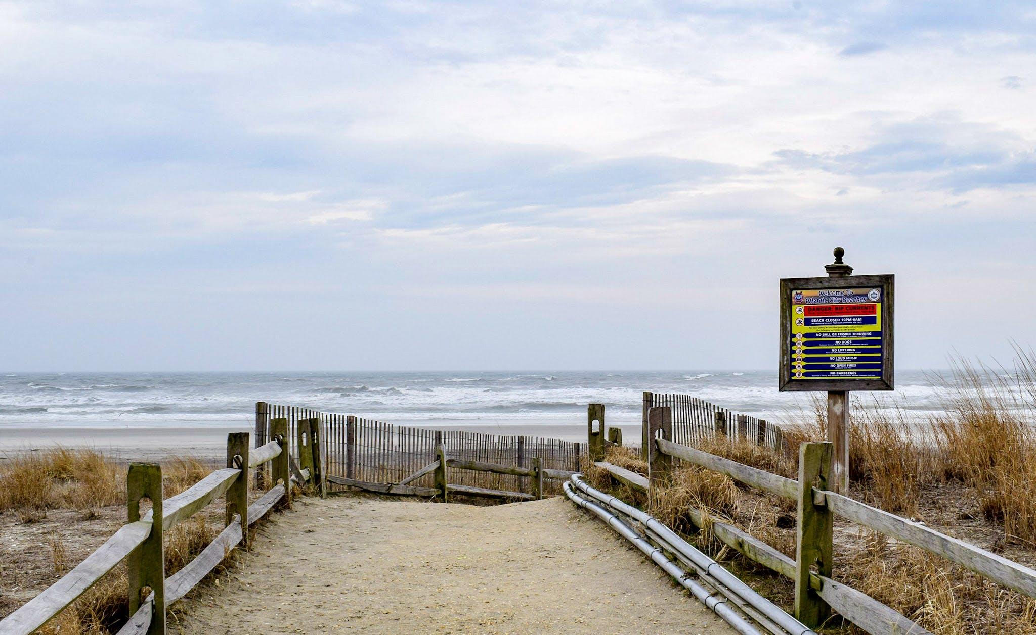 Free stock photo of atlantic city, beach, destination, ocean