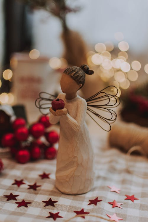 Shallow Focus Photo of Christmas Decoration