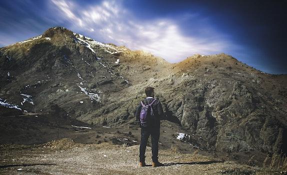 Free stock photo of mountain, cloud, trekking, blue mountains