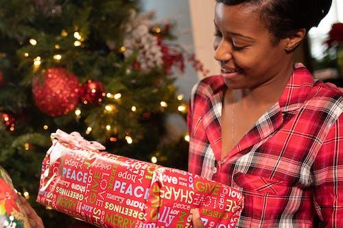 お祝い, クリスマス, クリスマスプレゼント, ハッピーの無料の写真素材