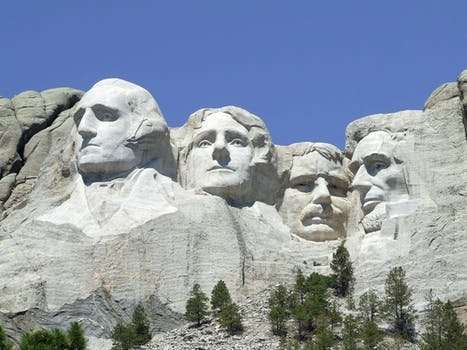 Donald Trump added to Mount Rushmore… by Jimmy Kimmel